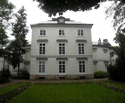 Pałac Myślewicki Fototeka
